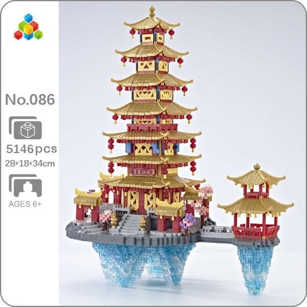 YZ 086 Penglai Pavilion Tower