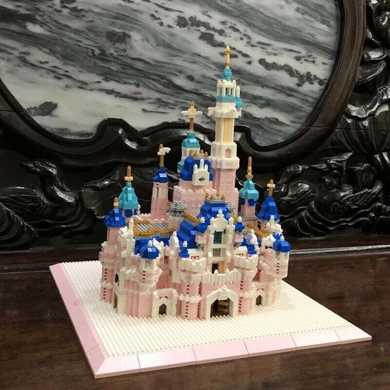 ZRK 7830 Pink Dream Castle Amusement Park
