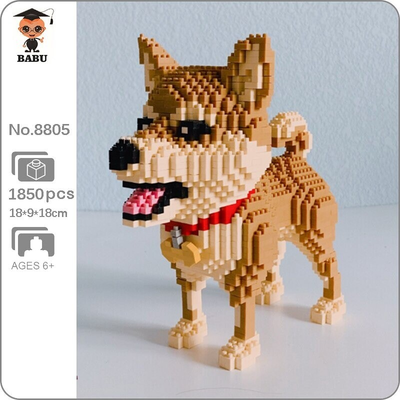 Babu 8805 Shiba