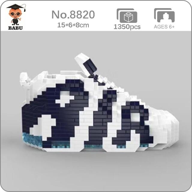 Babu 8820 Air Sneakers