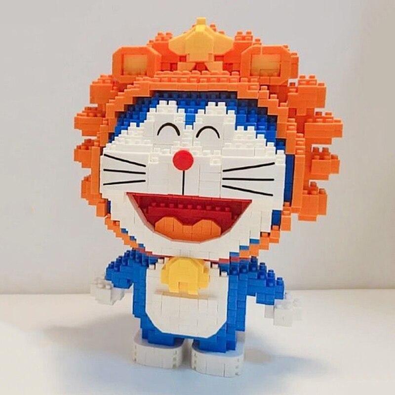 Balody 16229 Doraemon Zodiac Leo