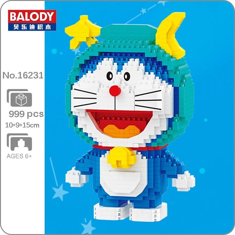 Balody 16231 Doraemon Zodiac Libra