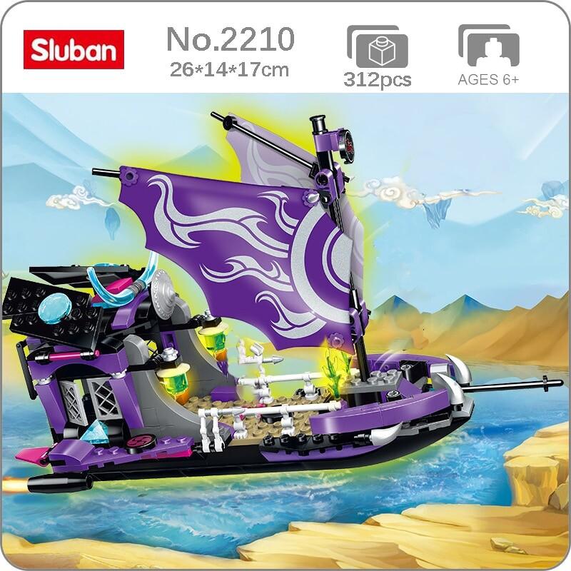 Enlighten 2210 Boat of the Evil Queen