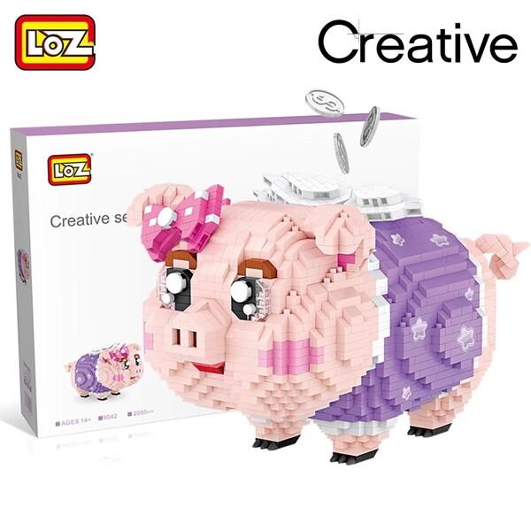 LOZ 9042 Piggy Bank