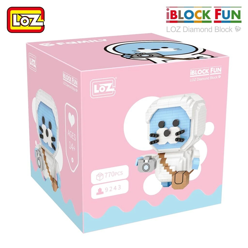 LOZ 9242-9244 B-Family