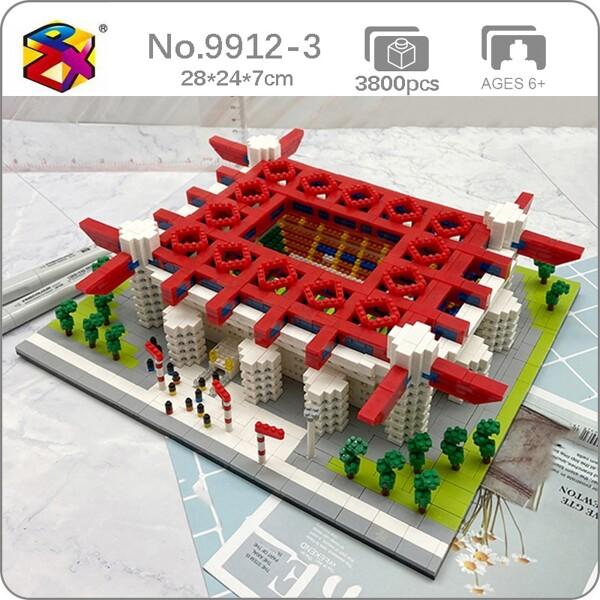 PZX 9912-3 San Siro Stadium