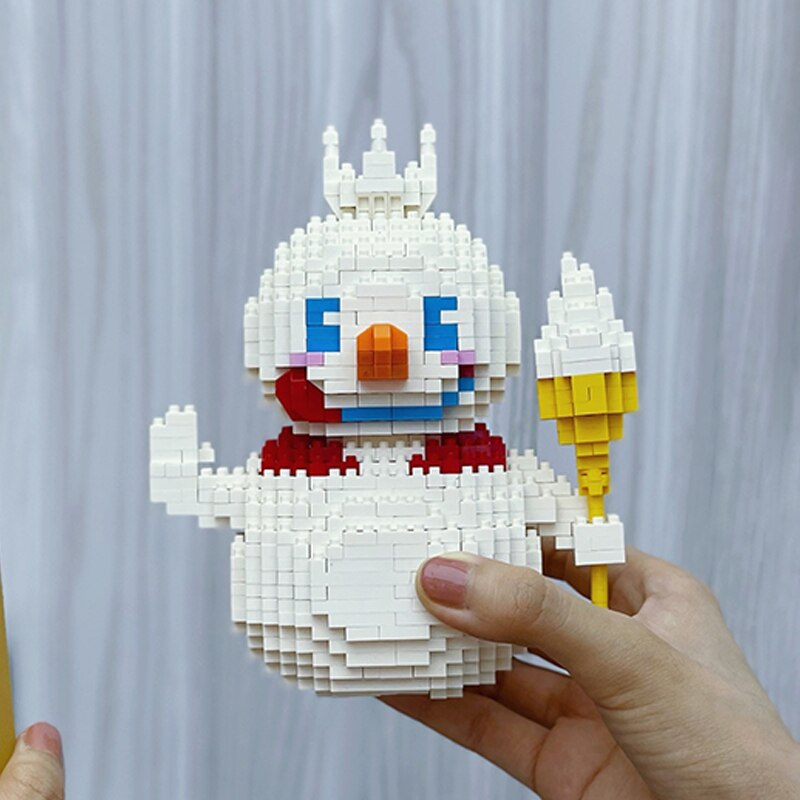 SC 7001-1 Snowman with Ice Cream King