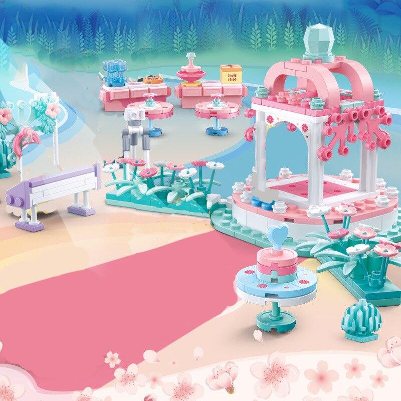 Sluban B0768 Pink Dream Wedding Ceremony