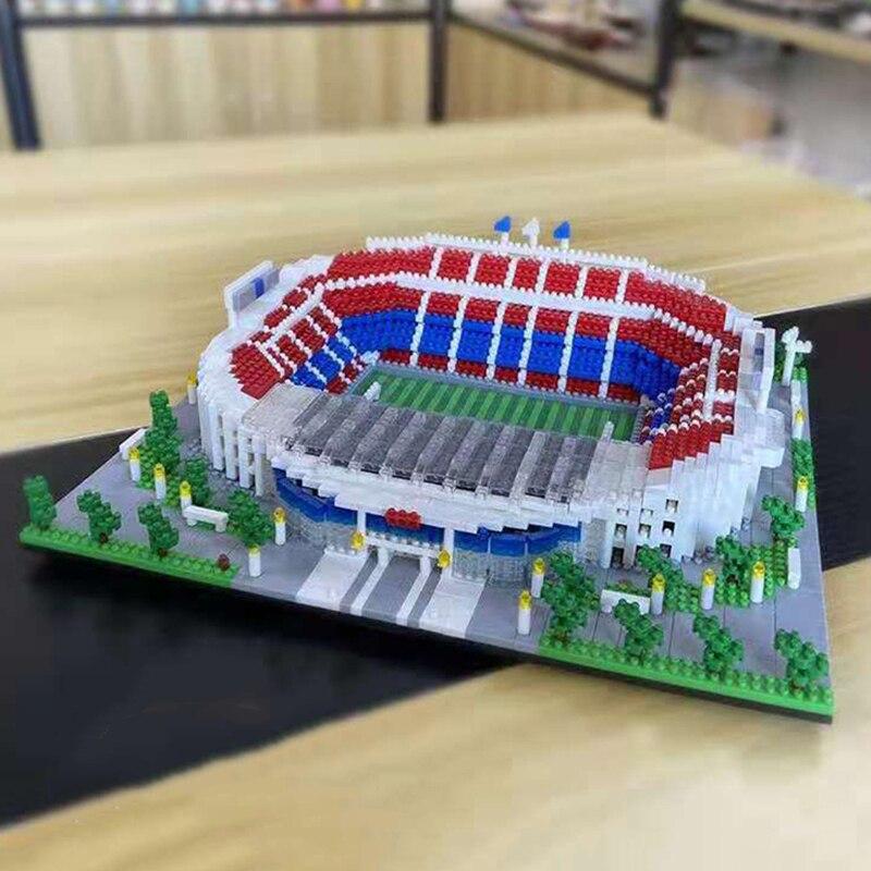 PZX 9912-1-4 Famous Stadium