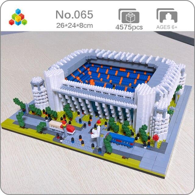 YZ 064-065 Famous Stadium