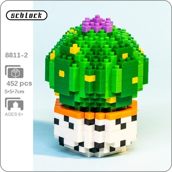 SC 8811-2 Desert Cactus Flower