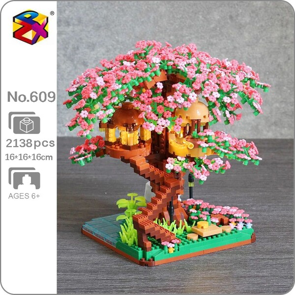 PZX 609 Sakura Tree House