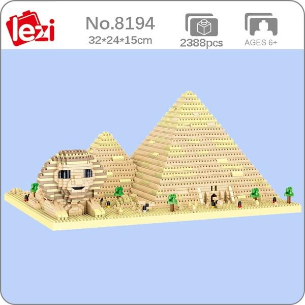 Lezi 8194 Great Sphinx of Giza