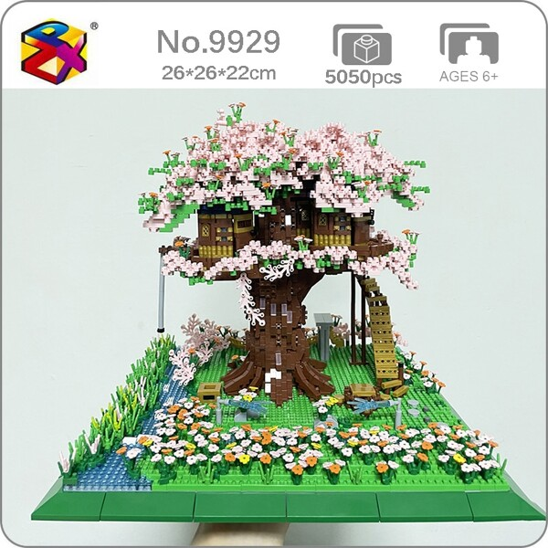 PZX 9929 Sakura Tree House