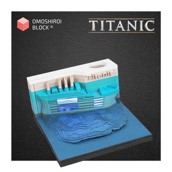 Titanic Omoshiroi Block