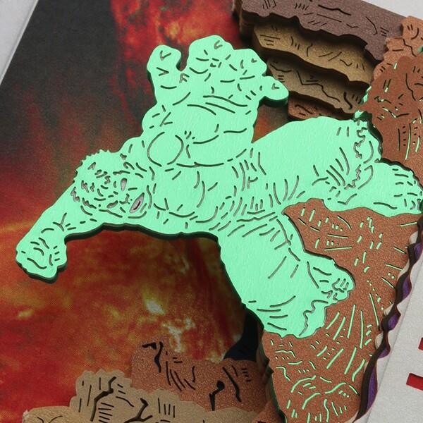 Avenger Incredible Hulk Omoshiroi Block 6