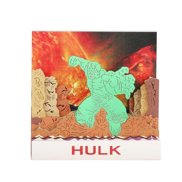 Avenger Incredible Hulk Omoshiroi Block 1