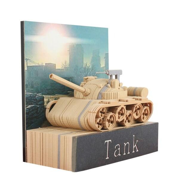 Tank Omoshiroi Block 2