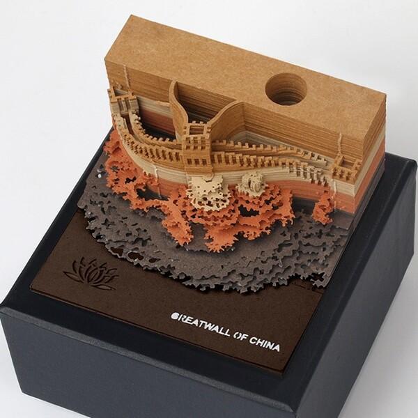 Great Wall of China Omoshiroi Block 8