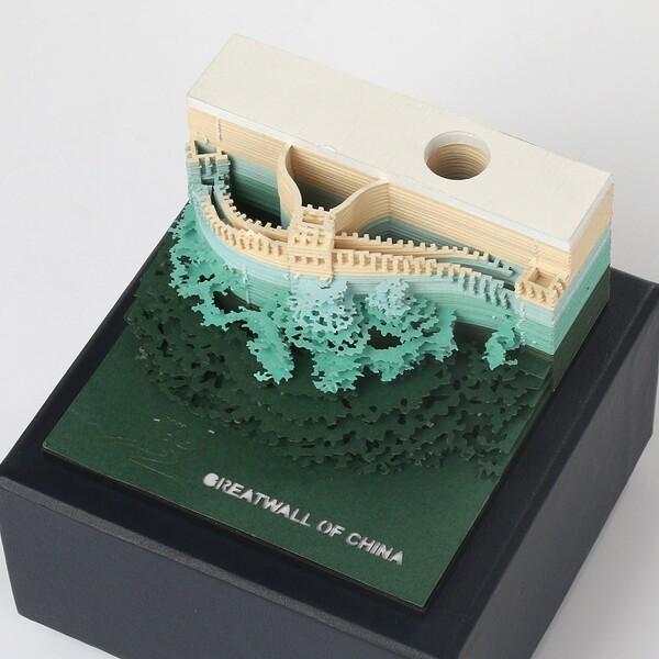 Great Wall of China Omoshiroi Block 4