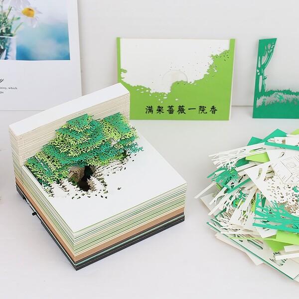Tree House Omoshiroi Block 4