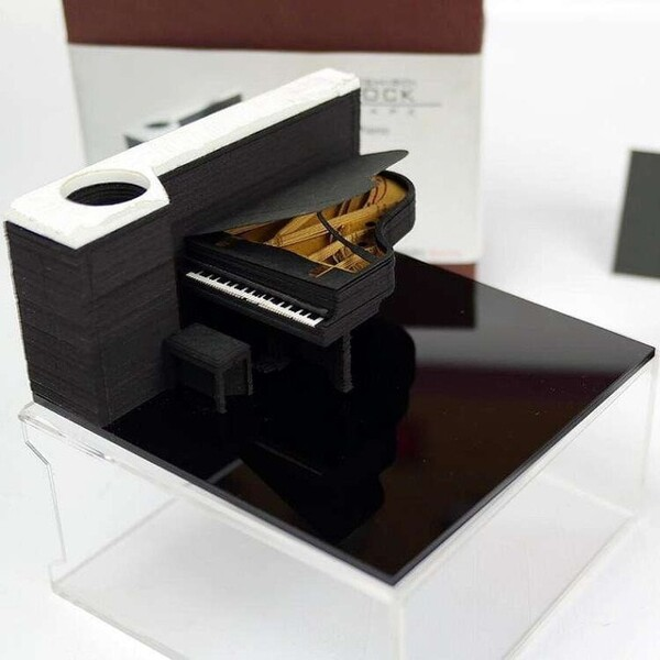 Piano Omoshiroi Block 3