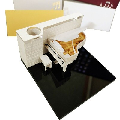 Piano Omoshiroi Block 1