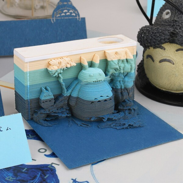 My Neighbor Totoro Omoshiroi Block 4