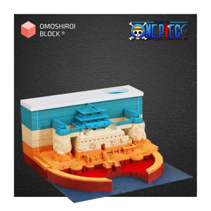 One Piece Omoshiroi Block