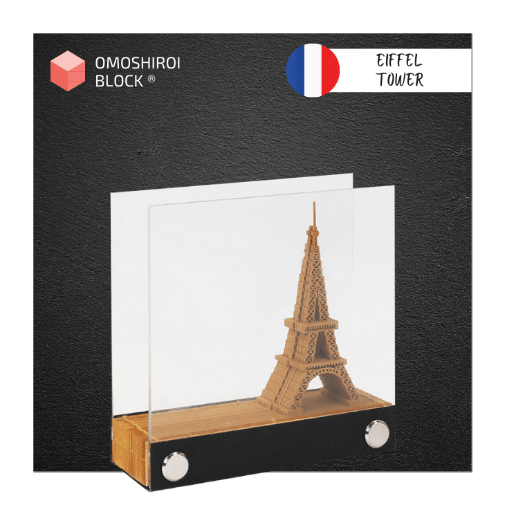 Eiffel Tower Omoshiroi Block