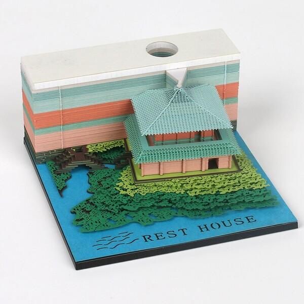 Rest house omoshiroi block 7