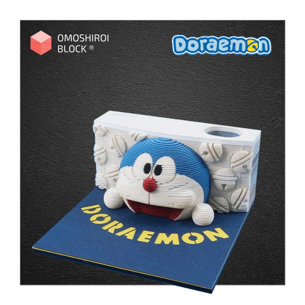 Doraemon Omoshioi Block