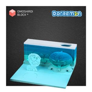 Doraemon Nobita Omoshiroi Block