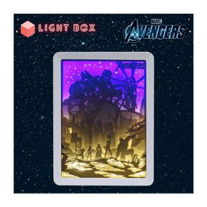 Avenger Omoshiroi Block Light Box