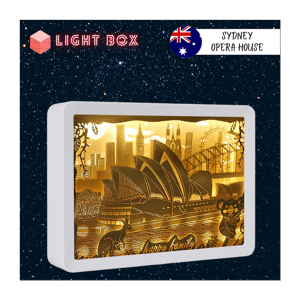 Opera House Omoshiroi Block Light Box