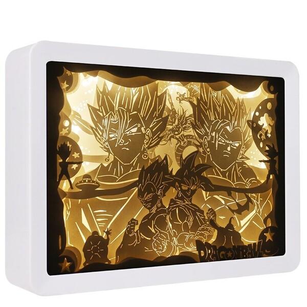 Dragon Ball Omoshiroi Light Box 1