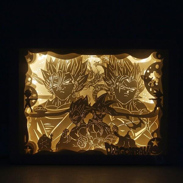 Dragon Ball Omoshiroi Light Box 4