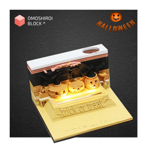 Halloween Omoshiroi Block