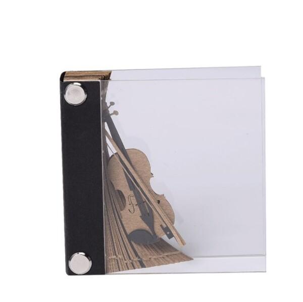 Violin Omoshiroi Block