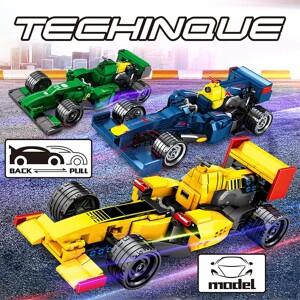 SEMBO 701353 Formula F1: Infiniti Red Bull Racing Pull Back Racing car