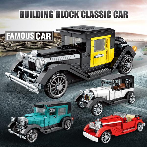SEMBO 607400 Famous Car: Citroen 1929