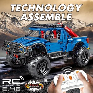 SEMBO 701990 Ford Raptor F-150 upgraded version Technic