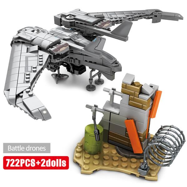 SEMBO 107065 Shanghai Fort: self-propelled artillery Technic