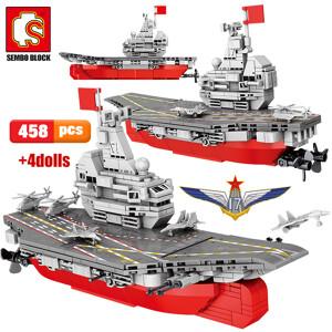 SEMBO 202040 Shandong Battleship