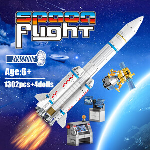 SEMBO 203307 Aerospace Cultural and Creative: Cryogenic Liquid Bundled Launch Vehicle
