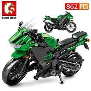 SEMBO 701805 TECHINQUE: Kawasaki Ninja 400